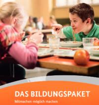 Informationsbroschüre des Bundesministeriums für Arbeit und Soziales